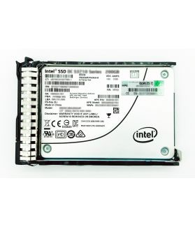 """878014-B21 HPE 375GB (1X375GB) NVME Gen3 High Performance Low Latency Write Intensive SFF SCN U.2 P4800X (2.5"""") Solid State Drive"""